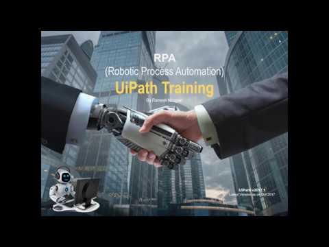 Next It Training  :: Robotics Process Automation RPA UiPath  Demo Session