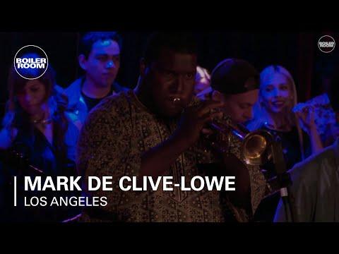 Mark De Clive-Lowe Boiler Room LA