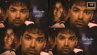 Kadhal endral athanaiyum kanavu song💔|Goa♥️|#Yuvan|4k full screen|Whatsapp status tamil