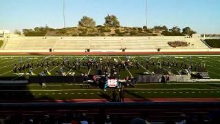 Socorro High School Marching Band 2014-2015