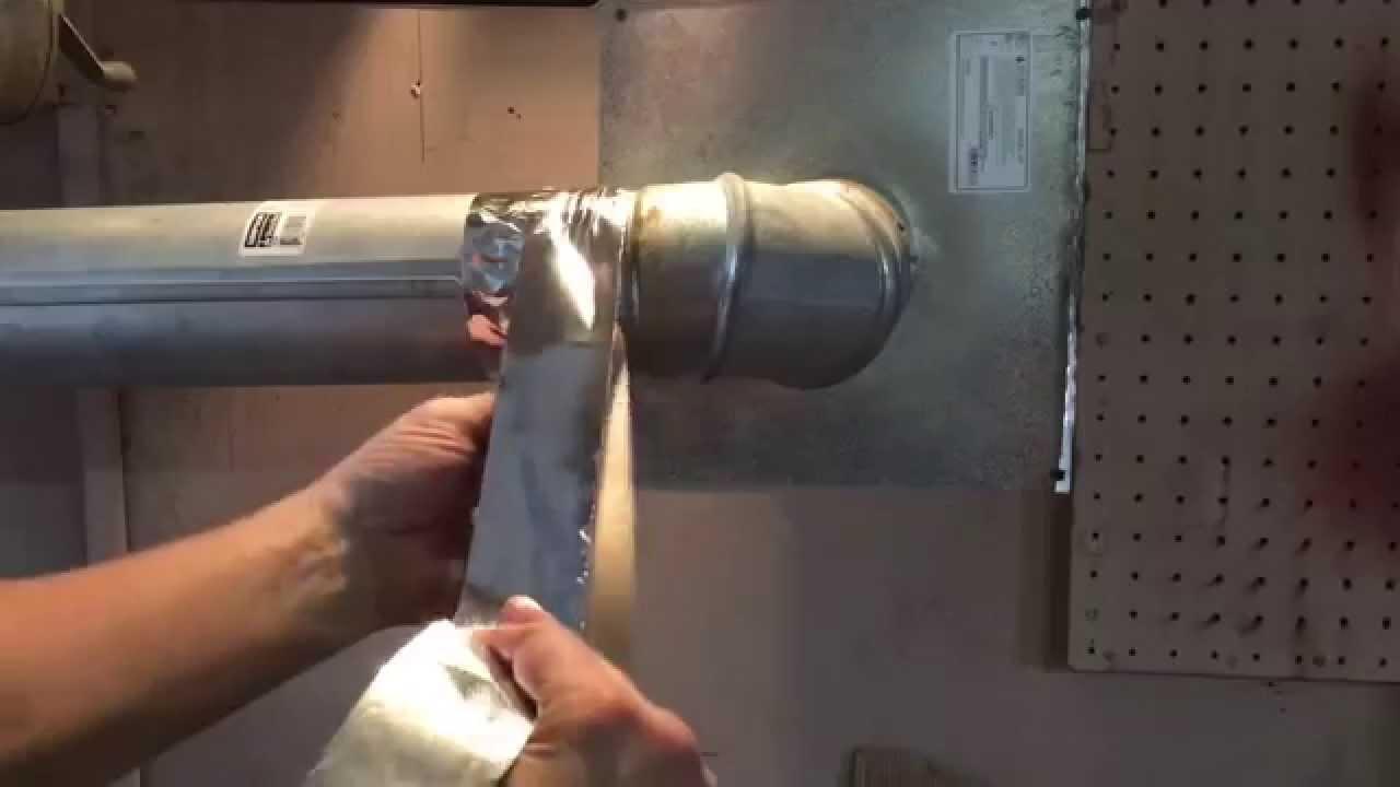 Pellet Stove Pipe Clean Maintenance