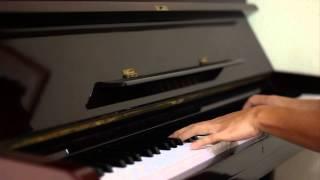 【被偷走的那五年】范瑋琪 悄悄告訴你 钢琴 Piano Cover