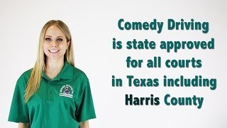 Harris County Texas Defensive Driving | Comedy Driving Inc
