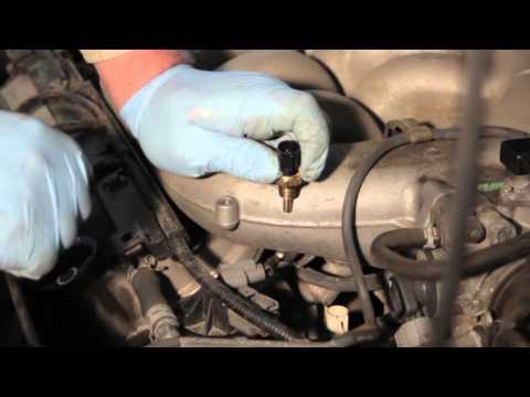 2002 Honda Accord Engine Coolant Temperature Sensor Location