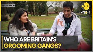 Britain's grooming gangs