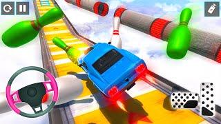 Impossible Tracks Car Stunts Racing Games 2021 | Car Games – Android Gameplay screenshot 1