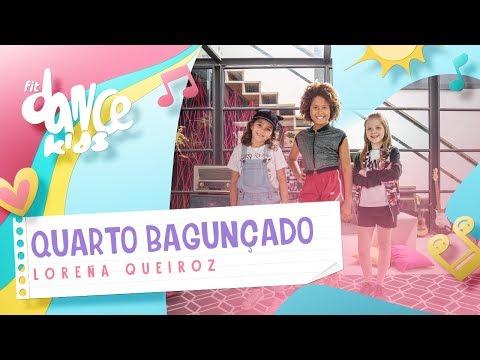 Quarto Baguncado Lorena Queiroz Fitdance Teen Kids
