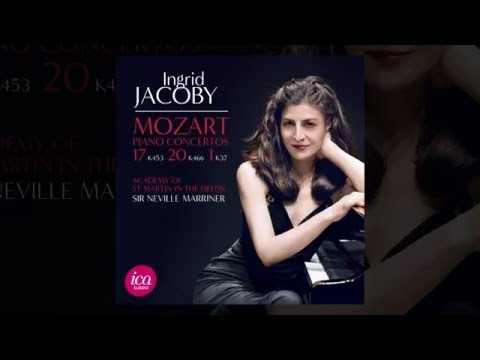 Ingrid Jacoby Mozart Piano Concertos No.17, 20 & 1