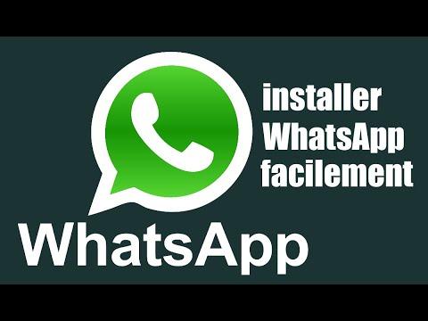 Comment installer WhatsApp sur votre Smartphone Android gratuitement et facilement