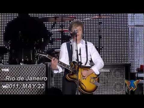 Paul  McCartney - PAPERBACK WRITER (LIVE)