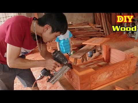 Amazing Woodworking Tool - DIY Making Wooden Altar Designs Home