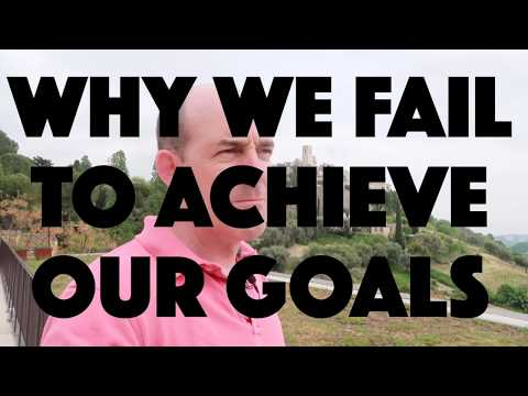 Jeff Bezos on Why Most People Fail to Achieve their Goals