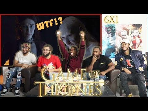 "Game of Thrones ""The Red Woman"" Season 6 Episode 1 REACTION!"