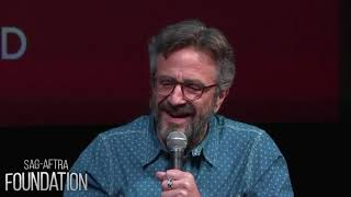 Glow - Marc Maron Gives His Best Advice on Auditioning as an Actor