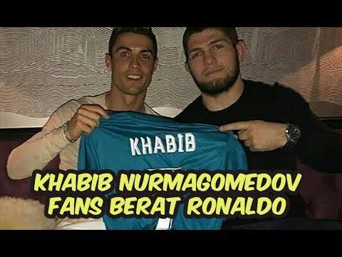 Gara Gara Khabib Nurmagomedov, Cristiano Ronaldo mau ucapkan Assalmualaikum