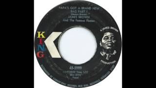 James Brown - Papa's Got A Brand New Bag [extended, unedited version] (1965)