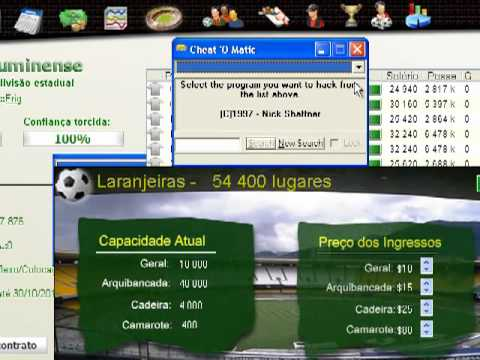 cheat omatic para brasfoot 2011