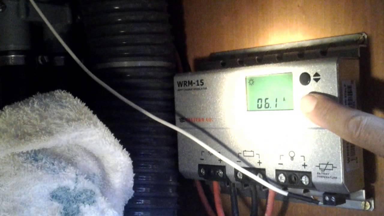 Schema Elettrico Regolatore Di Carica Per Pannelli Solari : Come funziona il regolatore di carica mppt youtube