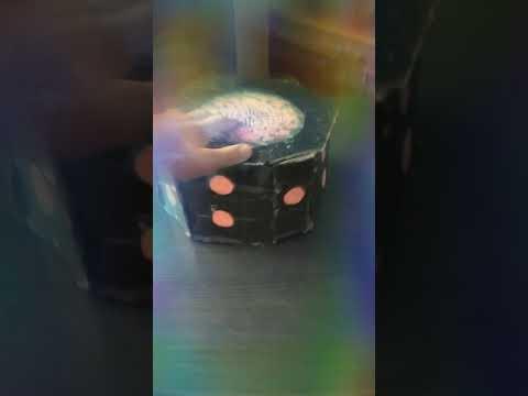 DIY Леди Баг ( шкатулка с камнями чудес мастера Ванг Фу) Обзор 🐞 и 🐱