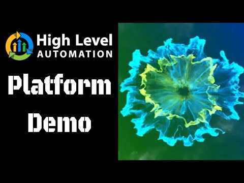 Go High Level Automation Demo   CRM Review from YouTube · Duration:  5 minutes 11 seconds