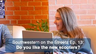 What SWOSU students think about the new scooters in Weatherford   Southwestern on the Streets Ep. 13