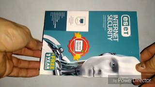 Unboxing ESET Internet Security