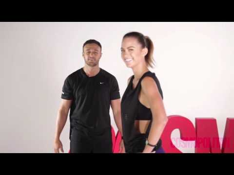Workout Wednesday - Jesinta Campbell
