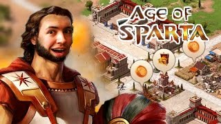 THIS IS SPARTA! - Age Of Sparta - Epic Mobile Strategy Game!