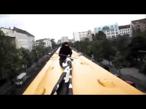 U bahn surfer berlin video