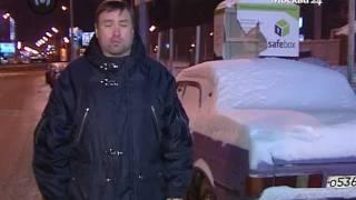 """Ликвидация рекламных """"Газелей"""" в Москве"""