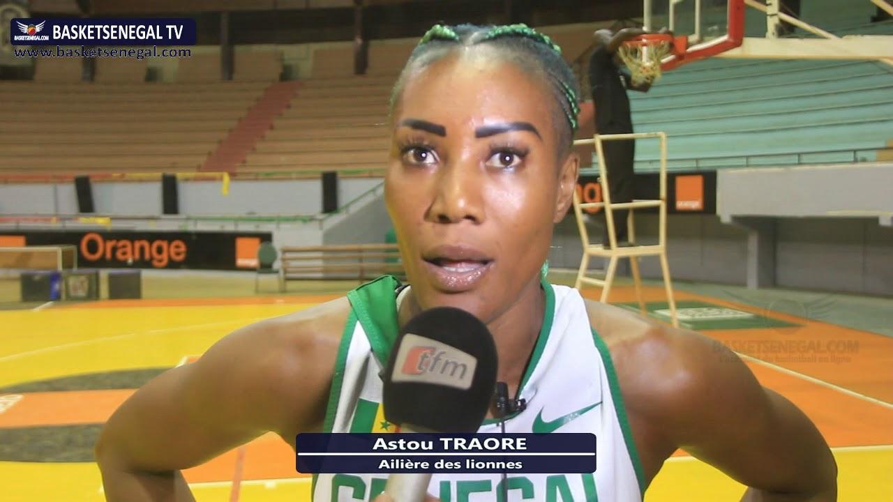 Bien-aimée Préparation coupe du monde : Astou Traoré rejoint les lionnes &IR_62