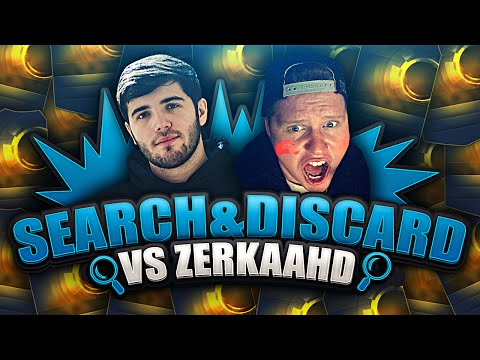 FIFA 15 CRAZY SEARCH AND DISCARD WITH JOSH!