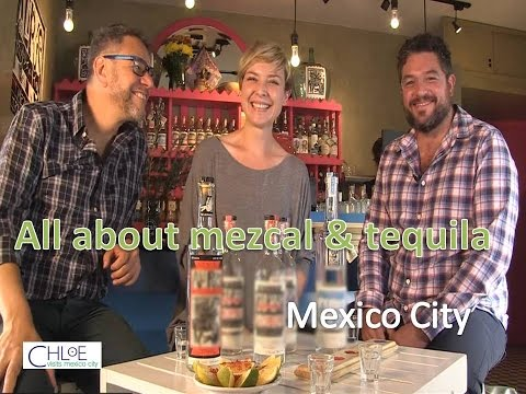 All you need to know about mezcal and tequila