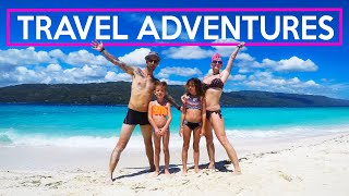 FAMILY TRAVEL VLOG- Adventures in Southeast Asia!