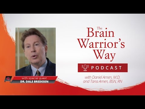 The End Of Alzheimer's Disease with Dr Dale Bredesen & Dr Daniel Amen