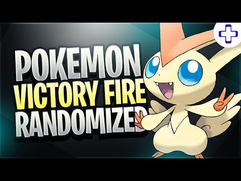 Pokemon Victory Fire Randomizer Rom With Mega Evolution! (Download link) - 동영상