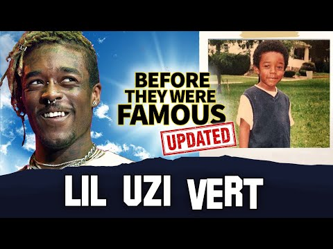Lil Uzi Vert | Before They Were Famous | 2020 Updated Biography