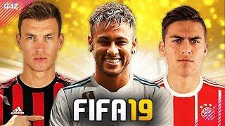 NEYMAR HA SCELTO IL REAL MADRID!!! TOP 10 TRASFERIMENTI ASSURDI IN FIFA 19! [Dybala, Kanté, Dzeko]