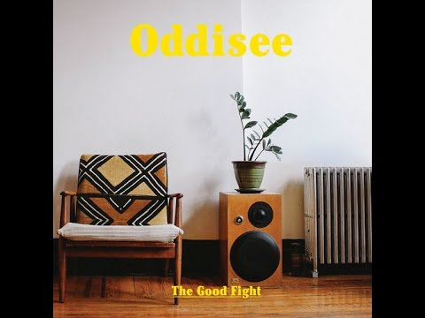 Ray Reviews: Oddisee - The Good Fight
