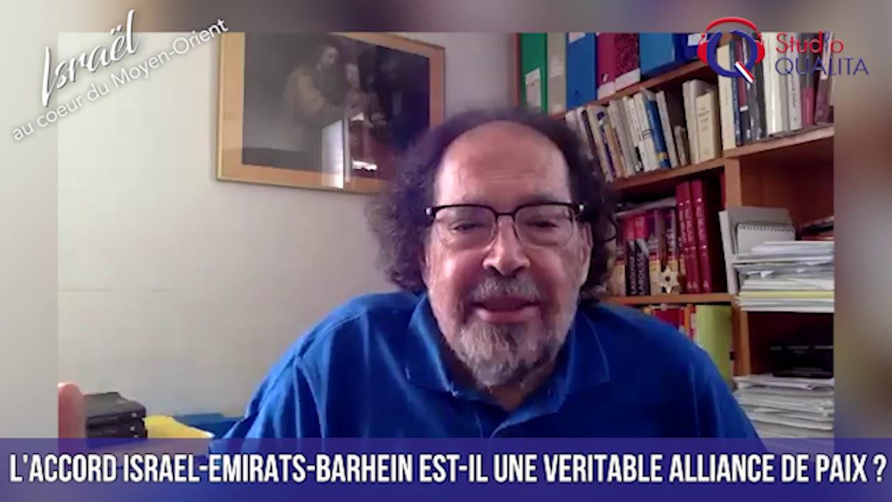 Israël, les Emirats et Bahreïn ont-il signé la paix ? - IMO#107