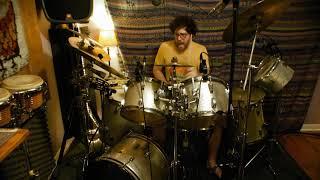 Ian Edward Weir - Ginger Baker Drum Solo Tribute