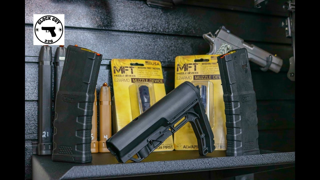 NEW MISSION FIRST TACTICAL ACCESSORIES + GIVEAWAY!