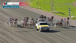 Vidéo de la course PMU PRIX DELNINGSPROPP