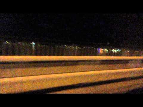 Night Drive Around Perth, Western Australia