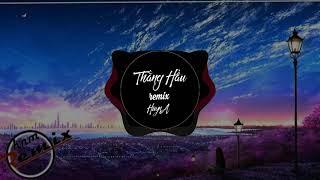 Thằng Hầu ( Huya remix) × Nhạc trẻ remix 2019 EDM tik tok htrol remix gây nghiện