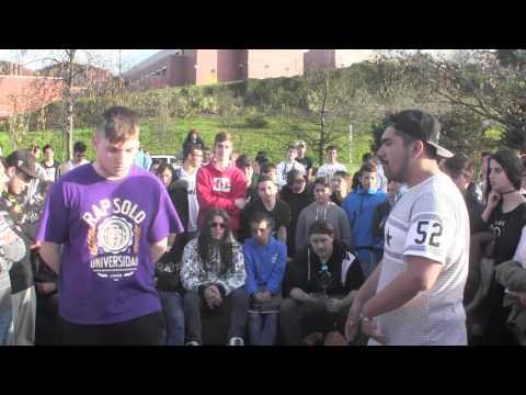 BALTA VS GHAZIEL - OCTAVOS - REGIONAL - FULL RAP - CANTABRIA