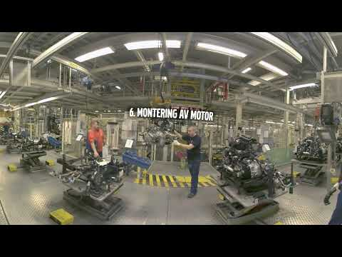 Volvo Cars 360-film