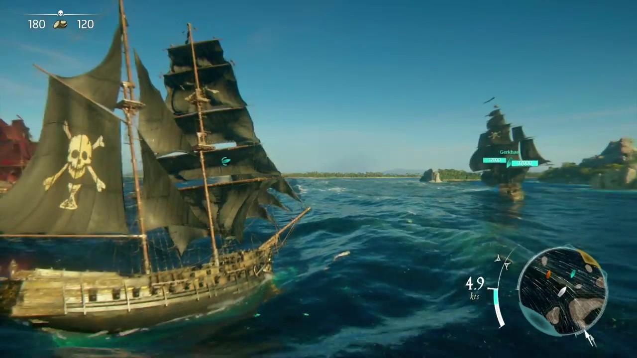 Skull And Bones Video Game 2018 Ubisoft: Skull & Bones Gameplay