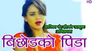 """बिछोडको पिडा"" New Nepali Lok Song 2074/2017 By Purna Kala & Dipendra Ft sarika Kc & Bed Raj Neupani"