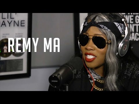 Remy Ma emotional.. time she lost, jail is NOT cool & not hearing from TS